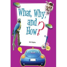 What, Why, and How? -1